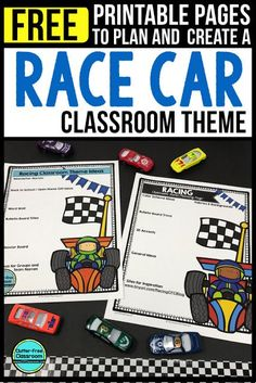 93 Best RACING CLASSROOM THEME IDEAS and DECOR images in