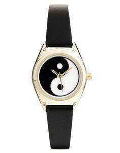 ASOS Mini Ying Yang Watch