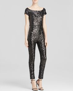 a1f24ab372a FRENCH CONNECTION Jumpsuit - Cosmic Sparkle Women - Contemporary -  Bloomingdale s