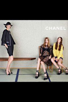 Chanel SS 2013.