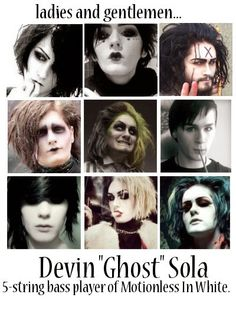ghost motionless in white - Google Search