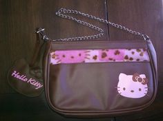 Hello Kitty Bag, Sanrio Hello Kitty, Hello Kitty Accessories, Hello Kitty Collection, Cute Bags, Backpack Purse, Purses And Handbags, Bag Making, Passion For Fashion