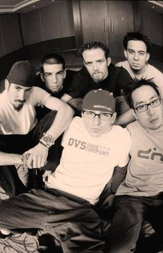 Linkin Park!! I love them more than life!