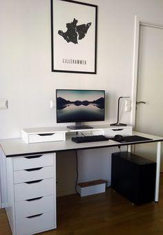 My IKEA battlestation