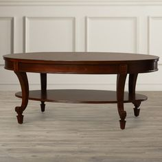 Found it at Joss & Main - Aidan Coffee Table, $233 solid wood