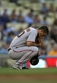 Beautiful picture of Madison Bumgarner.