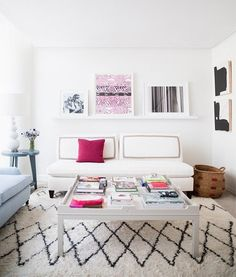 Sofa Sidekicks: 8 Style Add-Ons for Your Living Room Seating | Apartment Therapy