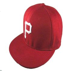 f9ef7d9bc95 Wholesale online shopping Pittsburgh Pirates Street Fitted Fashion Hat P  Letters Snapback Cap Men Women Basketball Hip Pop