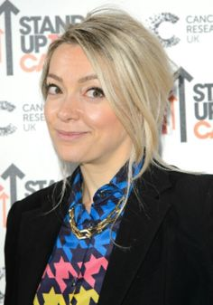 Cherry Healey - look up to this woman.