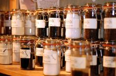 Temecula Olive Oil Company has salts, herbs and rubs from all over the world #tooc #temeculaoliveoilcompany