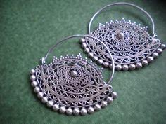 love fabindia's silver jewellery!