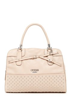 Guess Dovie Satchel - perfect for upcoming spring/summer.I don't usually spring for expensive bags, but if I did....