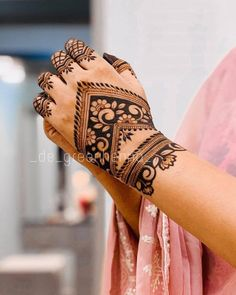 Floral Henna Designs, Basic Mehndi Designs, Back Hand Mehndi Designs, Latest Bridal Mehndi Designs, Stylish Mehndi Designs, Mehndi Designs For Girls, Mehndi Design Photos, Wedding Mehndi Designs, Mehndi Designs For Beginners