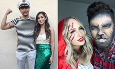 25 Genius Couples Halloween Costumes | Page 2 of 2 | StayGlam