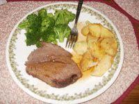 Tastefully simple pork roast recipe
