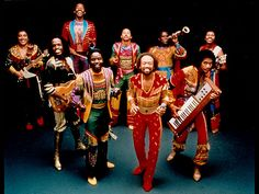 Vintage Earth, Wind & Fire Picture