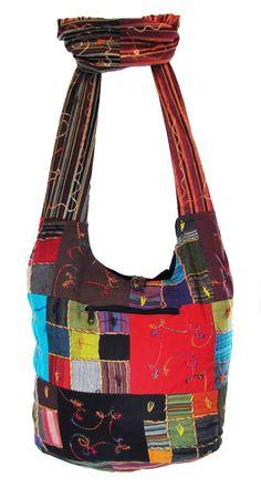 Genuine Handmade bag from Nepal  by ShangriLa Nook.    www.amazon.com/shops/A27OLII3RF93G3