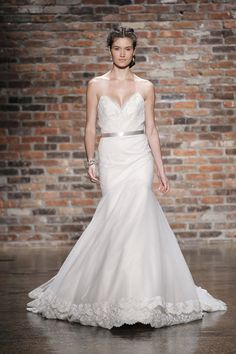 Alvina Valenta - Spring 2014 - Satin- Mermaids and Mermaid wedding ...