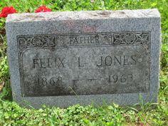 Felix Lewis Jones (1869 - 1963) - Find A Grave Photos