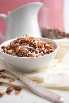 Breakfast granola (GF)