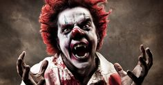 Creepy Clown Sightings Have Now Turned to Murder -- Police are searching for a killer in a clown mask after a Pennsylvania teen is stabbed to death. -- http://movieweb.com/clown-sightings-murder-pennsylvania-teen-stabbing/