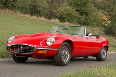 1972 Jaguar E-type Series 3 V12 Roadster - Silverstone Auctions