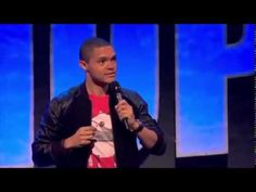 Trevor Noah - a commentary on colonization that is both hysterical and thought-provoking