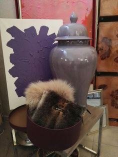 Limited Edition AI 2016/2017 - Event in Florence during Pitti Bambino January 2017 - Pochettes faux fur and natural fur #lescapricesdemargot