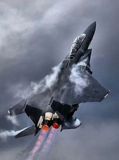 F-15 Eagle  wau....
