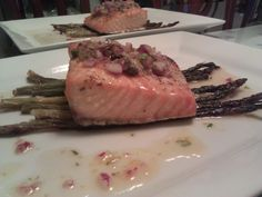 Slow Roasted Salmon with Caper-and-Herb Relish | Recipe | Salmon and ...