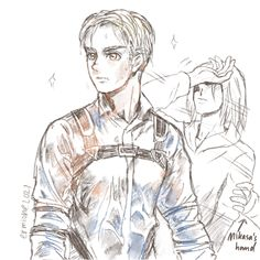 Attack On Titan Season, Attack On Titan Ships, Attack On Titan Fanart, Attack On Titan Levi, Armin, Manga Anime, Anime Art, Annie Leonhart, Eremika