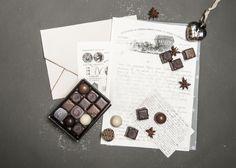 Truffles made with love say it all. Kakao, Truffles, Wands, Christmas, Schokolade, Xmas, Weihnachten, Yule, Jul