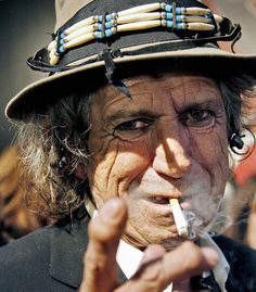 """If you don't know the blues... there's no point in picking up the guitar and playing rock and roll or any other form of popular music"".  Keith Richards"