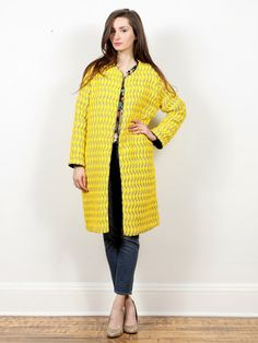 Pretty Mommy-Tucker by Gaby Basora Pod Coat