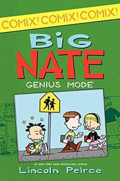 Big Nate: Genius Mode (Big Nate Comix) by Lincoln Peirce https://www.amazon.com/dp/0062086987/ref=cm_sw_r_pi_dp_x_UQj4xbPDA8S5H