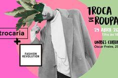 Evento celebra renovação do guarda-roupas através da troca