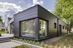 Moderne huizen van Lopez-Fotodesign