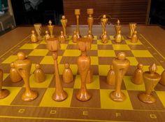 MCM chess set