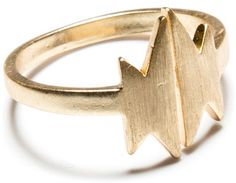 #Brandy Melville          #ring                     #Gold #Flash #Ring        Gold Flash Ring                                     http://www.seapai.com/product.aspx?PID=595531