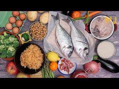 5 COMIDAS EN 1 HORA | Desde una lasaña hasta una dorada al horno Arroz Thai, Fresh Rolls, Cooking Time, Meal Prep, Prepping, Eggs, Dishes, Breakfast, Ethnic Recipes