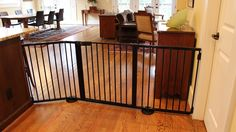 Extra Long Indoor Baby Fence [BFVG65EL] - $124.95 : Baby Safety Gates and Home Safety Products, Fireplace Safety Gates|Outdoor Baby Gates|Baby Gates for Stairs