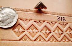 RARE 1980 Midas Leather Stamp Craft Tool 318 LARGE VERSION FREE WORLD SHIPPING in | eBay