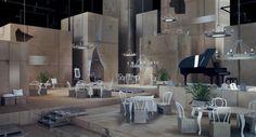Cafe or Restaurant   Home, Building, Furniture and Interior Design Ideas