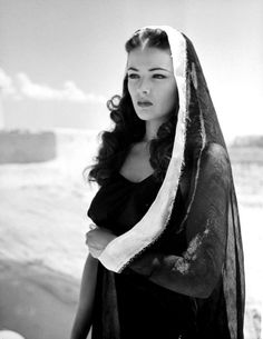 Classic Hollywood Central   Gene Tierney