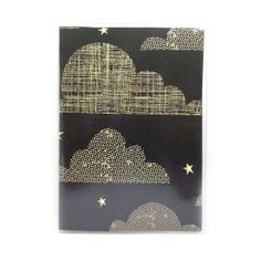 Passport Cover - Night Sky passport holder