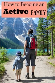 Fun & simple ways to get outside &become an active family, especially in the summer. I love all the tips for bringing kids and even babies along.