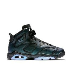 online retailer 73eb5 4b518 Jordan-Kids-Air-6-Retro-As-Bg-BLACKBLACK-WHITE