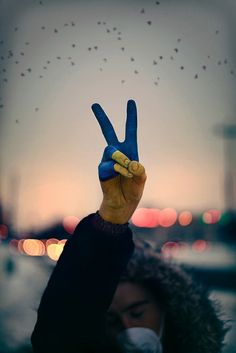 Peace for Ukraine. by Jared Tyler, via Flickr