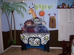 jeep changing table