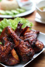 masam manis: NASI AYAM MADU 3 hahaha Spicy Dishes, Indonesian Food, Chicken Rice, Pork, Beef, Drink, Kale Stir Fry, Meat, Arroz Con Pollo
